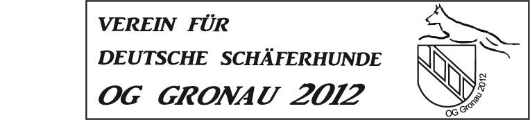 SV OG Gronau von 2012